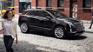2017 cadillac xt5 substitutes the srx and is first of its kind [video]