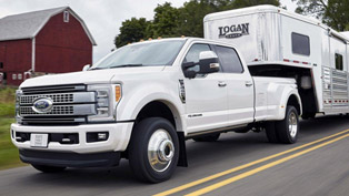 Would 2017 Ford Super Duty Be the Smartest and Toughest of Them All?
