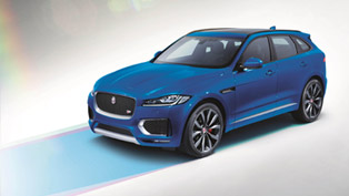 Jaguar Reveals Limited F-PACE First Edition Based on C-X17 Concept