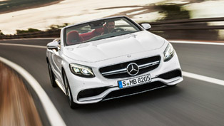 Mercedes-Benz S-Class Cabriolet Finally Revealed!