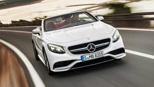 Mercedes-Benz S-Class Cabriolet Finally Revealed!