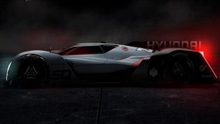 Hyundai Debuts N 2025 Vision Gran Turismo Concept
