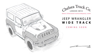 kahn and chelsea truck company tease future wrangler project