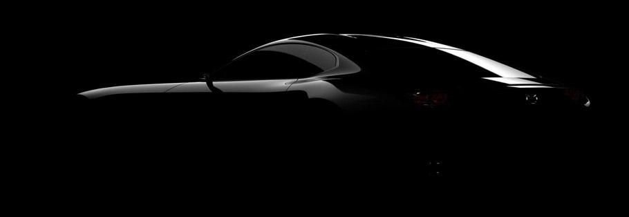 Mazda Sports Car Concept Teaser