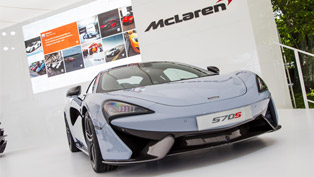 mclaren reveals bespoke 570s coupé by mso in france