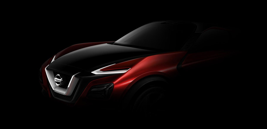 Introducing Nissan's new Crossover Concept