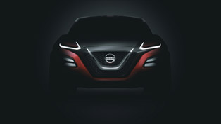 Gripz Concept is Nissan's Mysterious Crossover Debuting in Frankfurt [VIDEO]