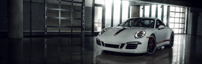 Porsche 911 Carrera GTS Rennsport Reunion Edition Front View