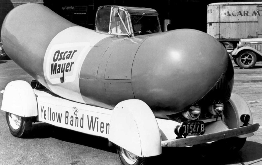 Oscar Mayer Original Weinermobile