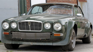 The Well-Known 1976 Jaguar XJ12-C Was Sold To its New Owner!