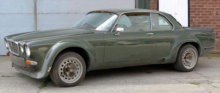 1976 Jaguar XJ12-C