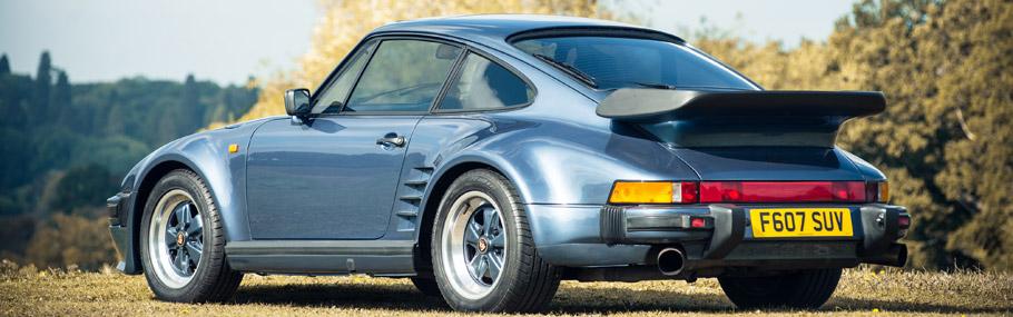 Porsche 930 Turbo SE Flatnose
