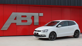 ABT Sportsline Celebrates 40 Years of Volkswagen Polo