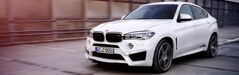 AC Schnitzer BMW X6 M Front View