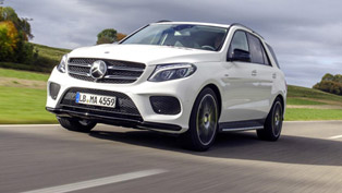 mercedes gle450 joins the amg family!