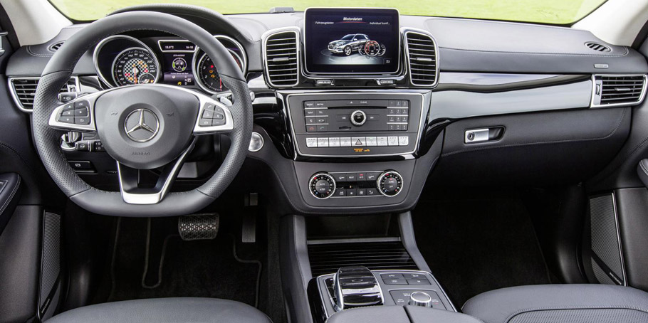 2015 Mercedes-Benz GLE450 AMG 4MATIC