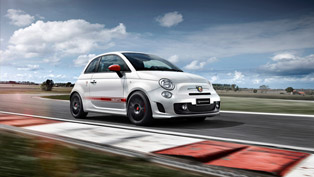 Abarth Celebrates FIM MotoGP Championship with 595 Yamaha Factory Racing Edition