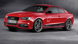 Audi Has Finally Demonstrated the A5 DTM Machine!