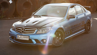 Carbonfiber Dynamics Releases Aero Program for Mercedes-Benz C63