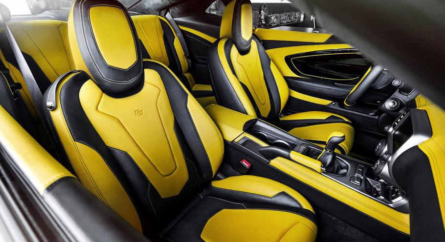 Carlex Design Chevrolet Camaro ZL1  Interior