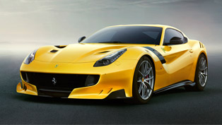 ferrari f12tdf is here to honor its predecessors