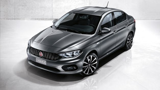 Fiat Reveals the Name of its New Compact Sedan
