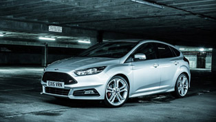 Ford Focus ST Receives Engine Uprating by Mountune Performance