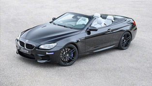G-Power Releases M6 Convertible Producing 740 hp and 975 Nm