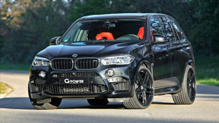 G-Power and the Brand New BMW X5 M F85