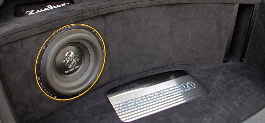 KBR Motorsport and the Fierce BMW M3 Clubsport trunk