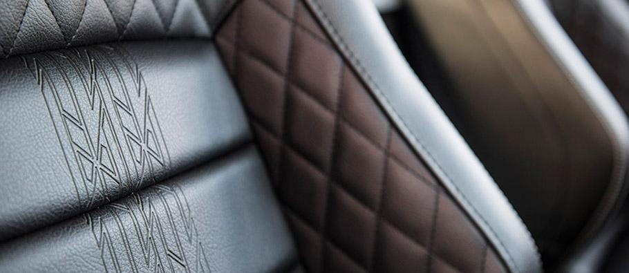 Kahn Land Rover Defender Hard Top CWT Interior