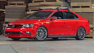 2016 Volkswagen Jetta by MOMO Will Debut at 2015 SEMA
