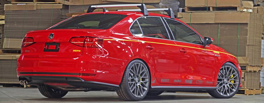 MOMO Edition 2016 VW Jetta GLI