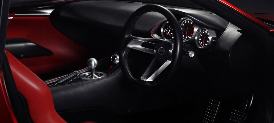 Mazda RX-VISION Concept Interior