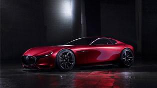 Mazda Unveils Tokyo-Bound RX-VISION Concept