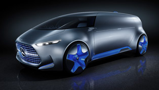 Mercedes-Benz Releases More Details for the Vision Tokyo Concept