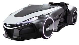 emirai 3 concept will be unveiled at the 2015 tokyo motor show