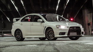 Most Powerful Mitsubishi Lancer Evolution is Dubbed Final Edition
