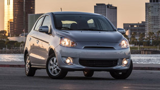 Meet Mitsubishi Mirage Rockford Fosgate Edition with Custom Audio System