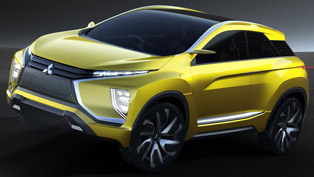 mitsubishi ex1 concept compact suv is coming our way!
