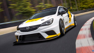 opel astra tcr finally breaks cover