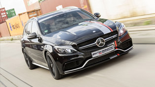 Performmaster Mercedes-AMG C63 (S) Receives Significant Power Uprating