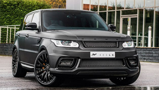 Range Rover Sport 400 LE Luxury Edition by Kahn Design