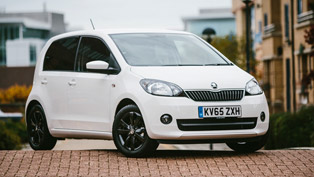 2015 ŠKODA Citigo Black Edition And Its Sweet Offerings