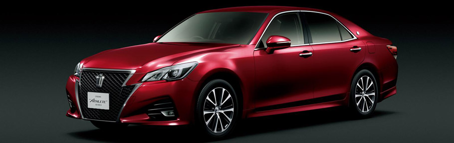 2015 Toyota Crown Facelift