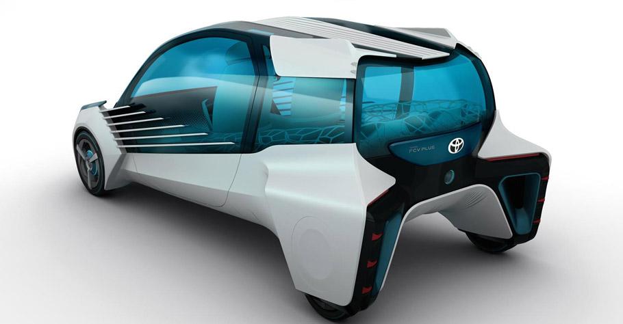 Toyota FCV Plus Concept