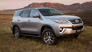 2015 Toyota Fortuner: Modern, Flexible and Powerful