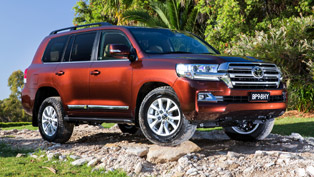 The All-Seeing Toyota Sahara Is Here To Enhance Your Driving Experience