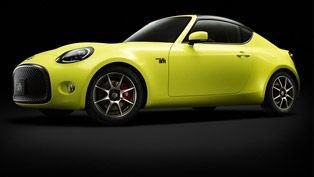 Toyota S-FR Concept: Is it Sweet or is it Aggressive?