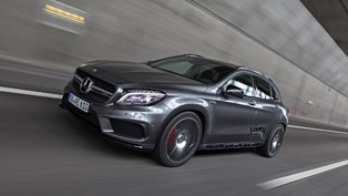 VÄTH Creates More Powerful Mercedes-Benz GLA 45 AMG